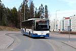 Volvo 8700LE 12,9m